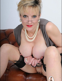 High end glamour chesty mature honey lady sonia - part 2527