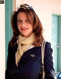 Naughty cougar stewardess deauxma loves bbc - part 3457