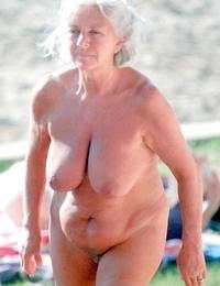 Hot naked granny - part 1954