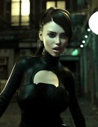 Lanasykroft- Carey Blake- Monster Apocalypse