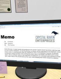 Office Memo - part 2
