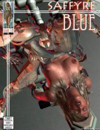 Saffyre Blue 18