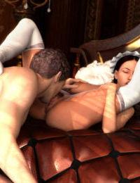 HZR – The Crafty Maid - part 2