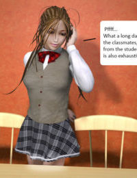 Swapping Skin Stick 1-15 English translation 入替皮杖 - part 5
