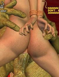 The Misadventures of Lara Croft part 2 - part 2
